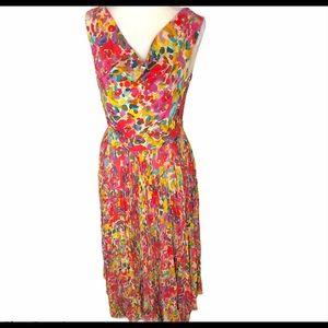 Eliza J Royal Collection midi dress size 4